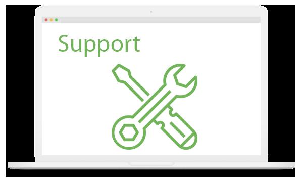 Технічна підтримка сайту