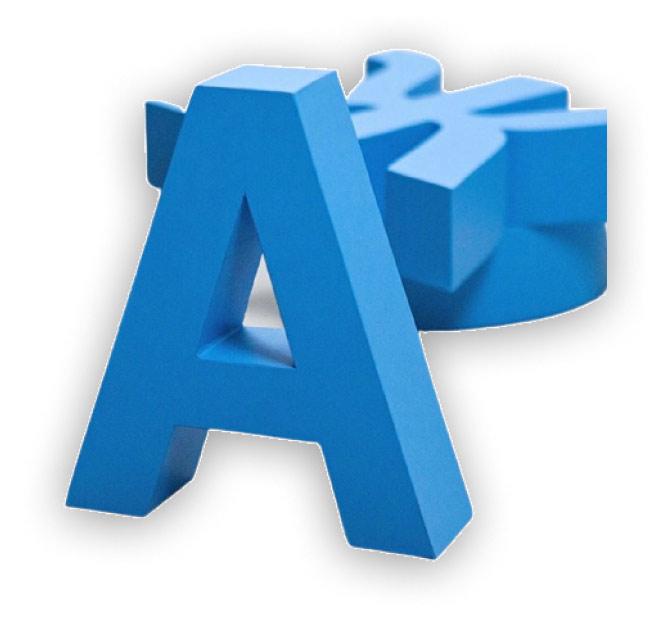 Виготовлення об'ємних букв