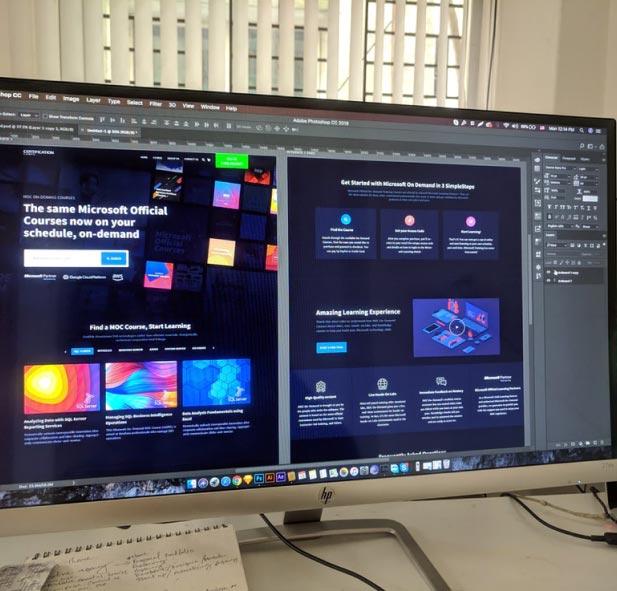 Розробка веб дизайну