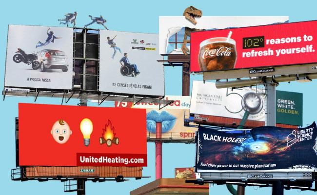 Розміщення реклами на білбордах, оренда білбордів