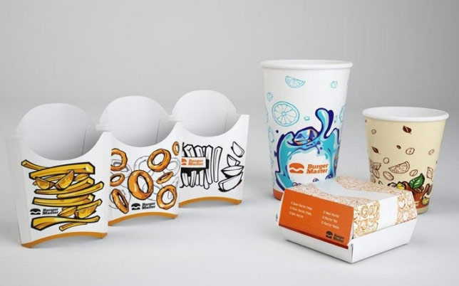 Розробка дизайну упаковки для продукції
